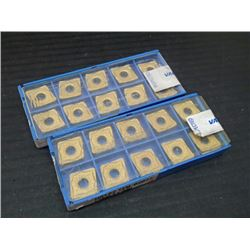 New Valenite Carbide Inserts, P/N: CNMG433MM