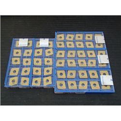 New Valenite Carbide Inserts, P/N: CNMG433RM