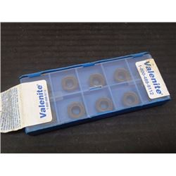 New Valenite Carbide Inserts, P/N: RCMT 12 04 M0 PM5