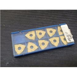 New Valenite Carbide Inserts, P/N: WNMG-432-LF