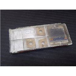 New Seco Carbide Inserts, P/N: CNMA120412