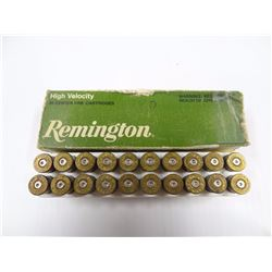 20 ONCE FIRED REMINGTON .44 REM MAG BRASS