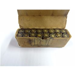 16 ROUNDS GERMAN 9MM WAR TIME PRODUCTION