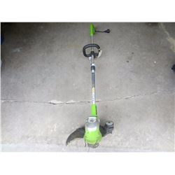 GREENWORKS WEED WHACKER *NO SHIPPING*