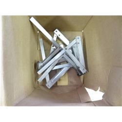 SET OF CLAMPS *NO SHIPPING*
