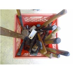 MIXED LOT HAMMERS AND MALLETS *NO SHIPPING*