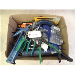 MIXED LOT HAND TOOLS *NO SHIPPING*
