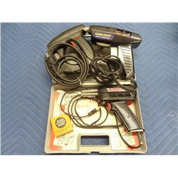 ELECTRIC STAPLER, GLUE GUN, SOLDER GUN *NO SHIPPING*