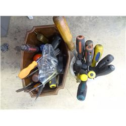 MIXED LOT SCREWDRIVERS *NO SHIPPING*