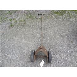 WHEELED TRAILER HITCH *NO SHIPPING*