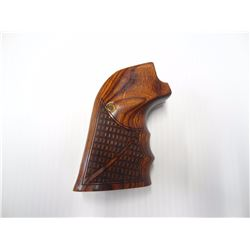 RUGER SINGLE SIX ROSEWOOD GRIP
