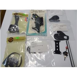 ASSORTED ARCHERY SUPPLIES