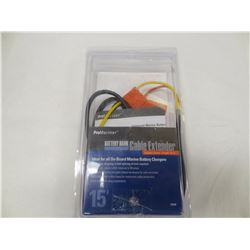 PRO MARINER 15' BATTERY CABLE EXTENDER