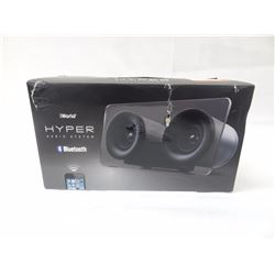IWORLD HYPER AUDIO BLUETOOTH SPEAKER
