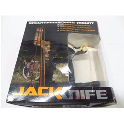 JACK KNIFE SMARTPHONE COMPOUND BOW MOUNT