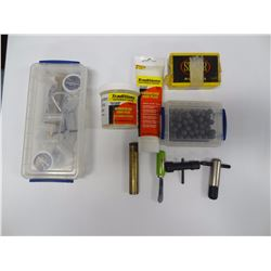BLACK POWDER KIT, 454 SHOT TRADITIONS LUBE, #10 CAPS VARIOUS TOOLS