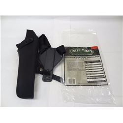 UNCLE MIKES 8304-1 SZ 4 RIGHT HAND SHOLDER HOLSTER