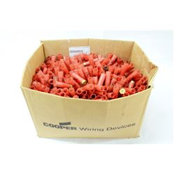 "BULK LOT ONCE FIRED WINCHESTER 2 3/4"" SKEET/TRAP HULLS"