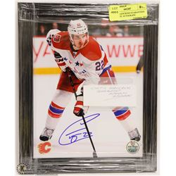 CURTIS GLENCROSS GUARANTEED AUTHENTIC AUTOGRAPH