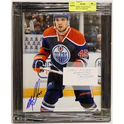 MARK FISTRIC GUARANTEED AUTHENTIC AUTOGRAPH