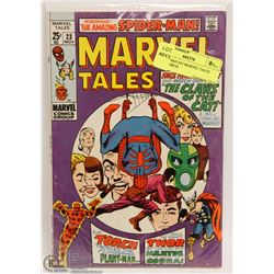 SPIDERMAN #23 MARVEL TALES THOR TORCH