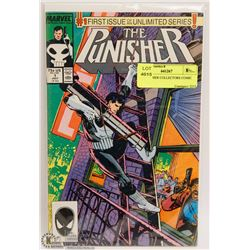 #1 PUNISHER COLLECTORS COMIC