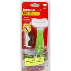 BAMBOO-CARE FUR BUSTER COMB