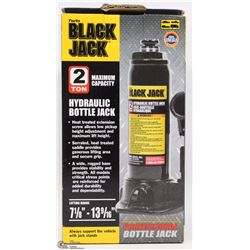 NEW TORLIN BLACK JACK WITH 2 TONNE CAPACITY -