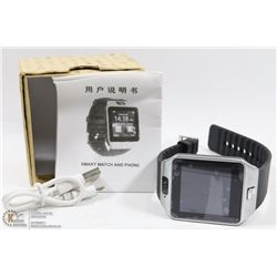 NEW ANDROID SMARTWATCH WITH BUILT IN CAMERA