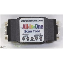 OBD2 ALL IN ONE SCAN TOOL