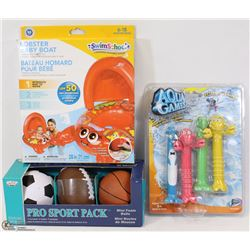NEW KIDS SUMMER ITEMS AQUA LEISURE MULTI DIVE STIC
