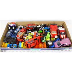 FLAT OF COLLECTABLE TOY CARS