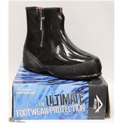 MENS ACTON 100% RUBBER BOOTS SIZE 11
