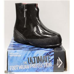 MENS ACTON 100% RUBBER BOOTS SIZE 10