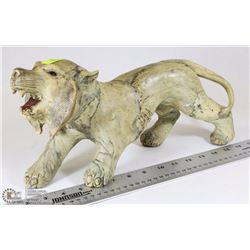 GREEK MYTHOLOGY LION STATUE