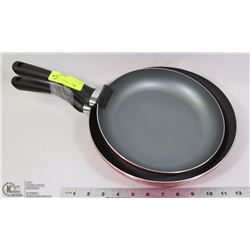 LOT OF TWO FRYING PANS