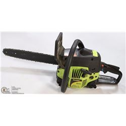 "POULAN 14"" GAS CHAIN SAW"