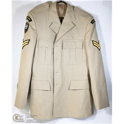 CANADIAN MILITARY MEDIC JACKET SIZE 7342