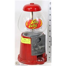JELLY BELLY CAST IRON COIN OPERATED CANDY