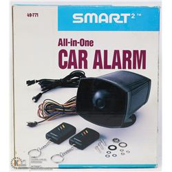 NEW SMART ALL IN ONE CAR ALARM