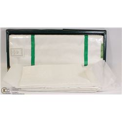 BOX WITH IRISH LINENS
