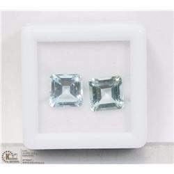#36-NATURAL BLUE TOPAZ 6 CTS