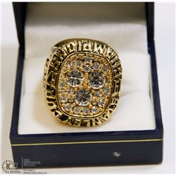 1987 GRETZKY STANLEY CUP RING REPLICA