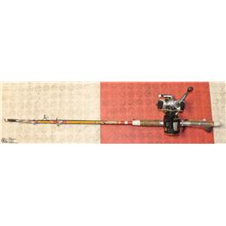 BUNDLE OF 3 ASSORTED FISHING RODS