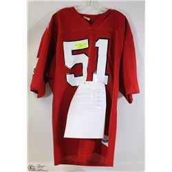 CALGARY STAMPEDERS #51 ALONDRA JOHNSON XL
