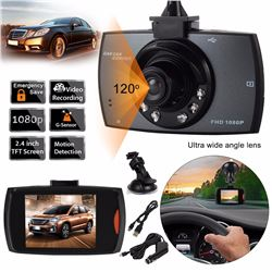 NEW ADVANCED PORTABLE CAR CAMCORDER