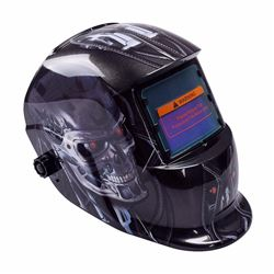 NEW AUTO DARKENING WELDING MASK WITH BAG