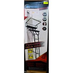 AMERISTEP 15 FT 2 MAN TREE STAND