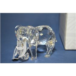 Swarovsi Elephant from the Inspiration Africa Collection 169970, in height with original packaging,