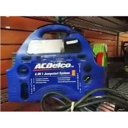 AC DELCO 6 IN 1 JUMP START SYSTEM - PS